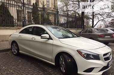 Mercedes-Benz CLA 250 2016 в Одессе