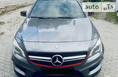 Седан Mercedes-Benz CLA 45 AMG 2014 в Днепре