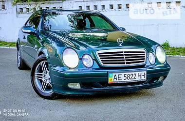 Mercedes-Benz CLK 200 1998 в Каменском