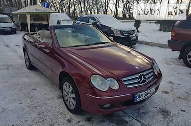 Mercedes-Benz CLK 200 2007