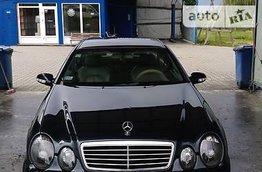 Mercedes-Benz CLK 200 2000 в Сторожинці
