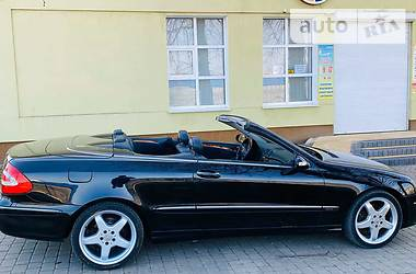 Mercedes-Benz CLK 200 2003 в Нововолынске