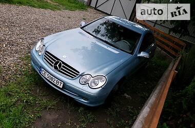 Mercedes-Benz CLK 200 2003 в Черновцах