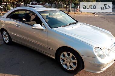 Mercedes-Benz CLK 200 2003 в Киеве