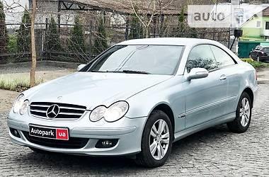 Купе Mercedes-Benz CLK 200 2005 в Киеве