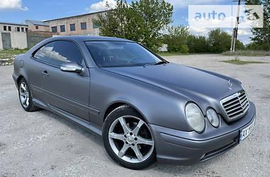Купе Mercedes-Benz CLK 200 2002 в Харькове