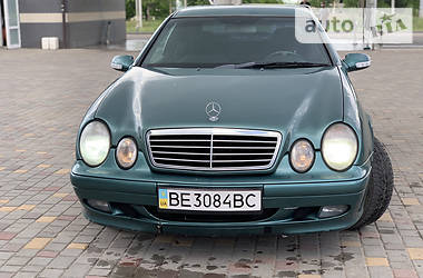 Купе Mercedes-Benz CLK 200 2000 в Николаеве