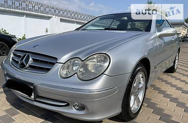 Купе Mercedes-Benz CLK 200 2007 в Киеве