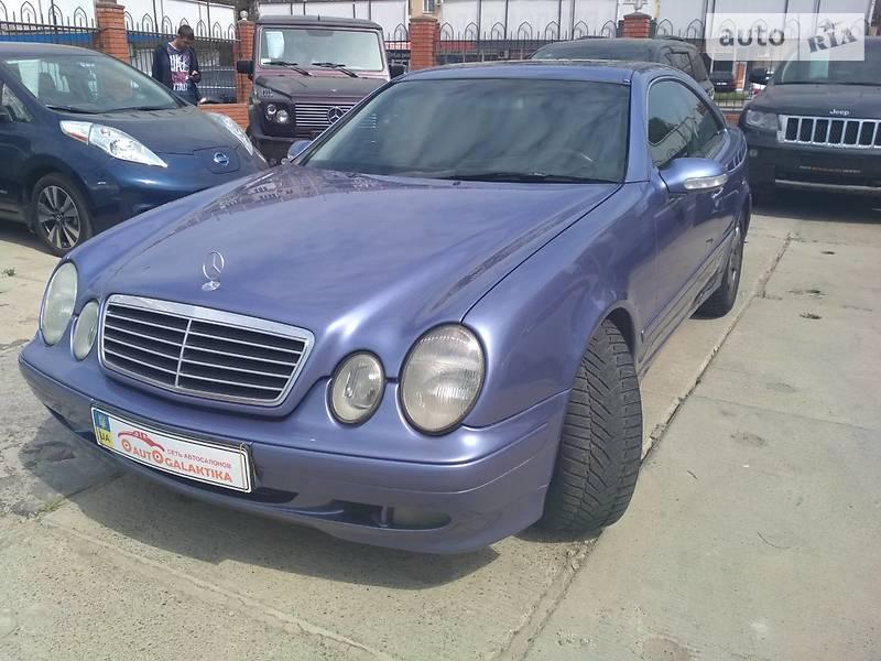 Mercedes-Benz CLK 230 2001 в Одессе