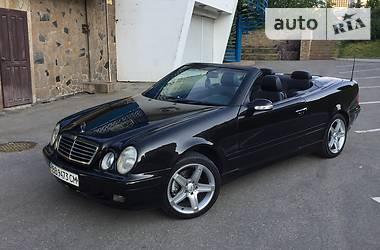 Mercedes-Benz CLK 230 2000 в Луганську