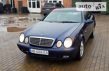 Mercedes-Benz CLK 230 1997 в Виннице
