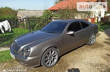 Купе Mercedes-Benz CLK 230 1998 в Ивано-Франковске