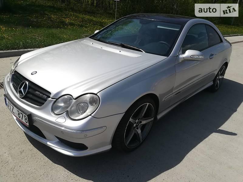 Mercedes-Benz CLK 270 2003 в Вишневом
