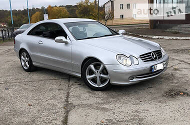 Mercedes-Benz CLK 270 2003 в Киеве