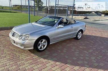 Купе Mercedes-Benz CLK 270 2004 в Львове