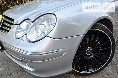 Mercedes-Benz CLK 320 2002 в Ивано-Франковске