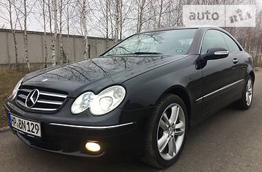 Mercedes-Benz CLK 320 2006 в Ровно