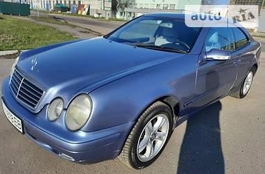 Купе Mercedes-Benz CLK 320 2001 в Черкассах
