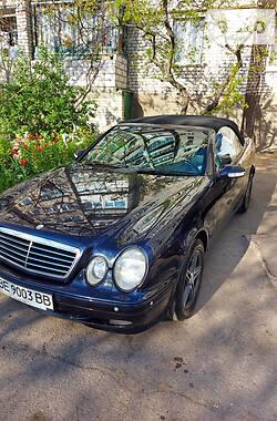 Кабриолет Mercedes-Benz CLK 320 2001 в Николаеве