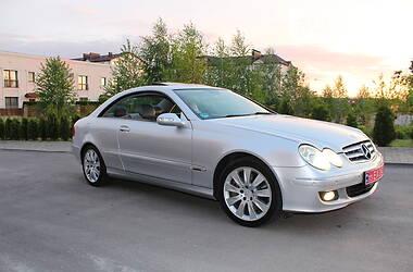 Купе Mercedes-Benz CLK 320 2008 в Ровно