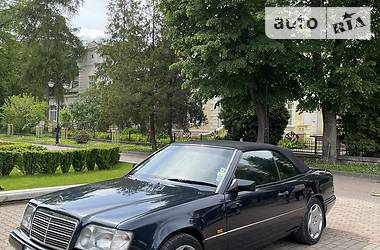 Купе Mercedes-Benz CLK 320 1995 в Ивано-Франковске