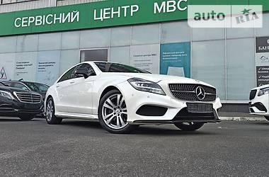 Mercedes-Benz CLS 250 2016 в Києві