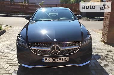Mercedes-Benz CLS 350 2013 в Ровно