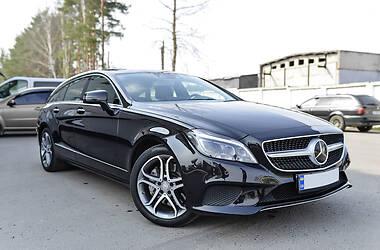Mercedes-Benz CLS 350 2014 в Киеве