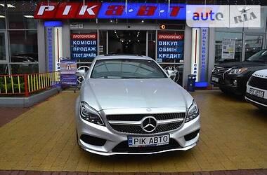 Седан Mercedes-Benz CLS 350 2016 в Львове