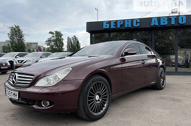 Седан Mercedes-Benz CLS 350 2007 в Киеве
