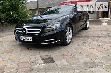 Купе Mercedes-Benz CLS 350 2011 в Львове