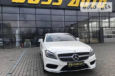 Mercedes-Benz CLS 400 2014 в Ивано-Франковске