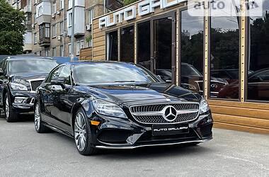 Седан Mercedes-Benz CLS 400 2016 в Киеве