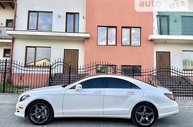 Седан Mercedes-Benz CLS 550 2013 в Николаеве