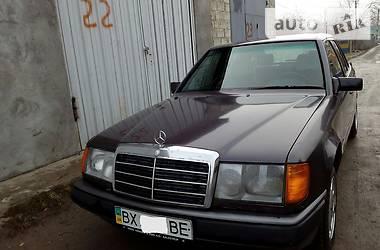 Mercedes-Benz E 200 1991 в Хмельницком