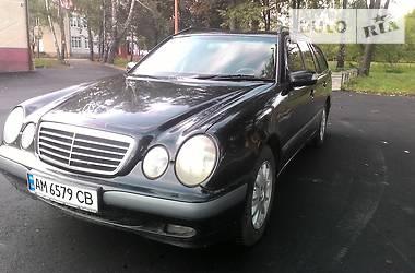 Mercedes-Benz E 200 1999 в Житомире