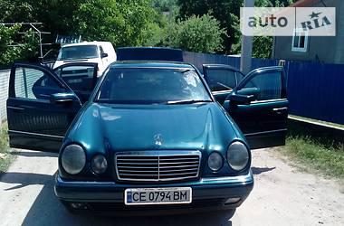 Mercedes-Benz E 200 1996 в Черновцах
