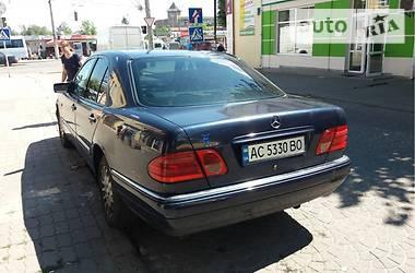 Mercedes-Benz E 200 1998 в Луцке