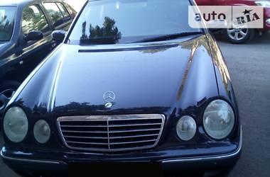 Mercedes-Benz E 200 2001 в Днепре