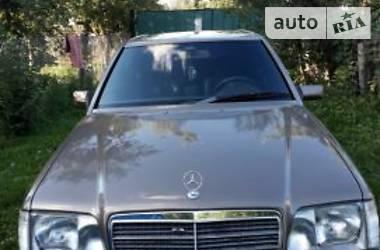 Mercedes-Benz E 200 1992 в Полтаве
