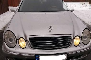 Mercedes-Benz E 200 2003 в Хмельницком