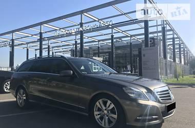 Mercedes-Benz E 200 2012 в Дніпрі