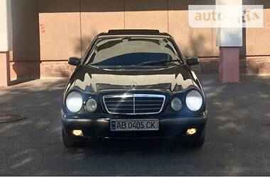Mercedes-Benz E 200 2001 в Виннице