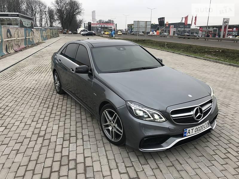 Mercedes-Benz E 200 2016 в Виннице