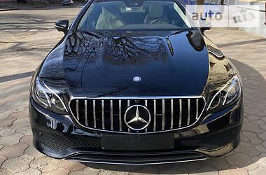 Mercedes-Benz E 200 2017 в Одессе