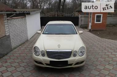 Mercedes-Benz E 200 2008 в Виннице