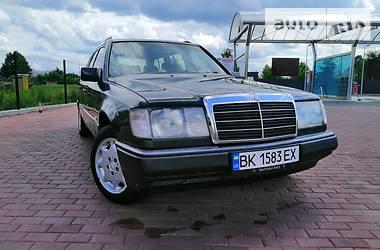 Mercedes-Benz E 200 1990 в Ровно