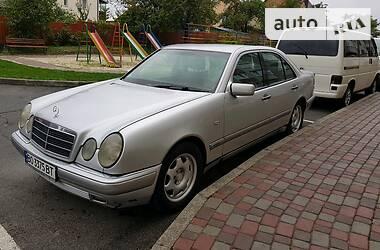 Mercedes-Benz E 200 1998 в Тернополе