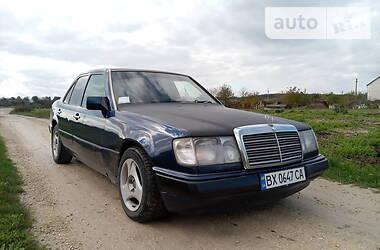 Mercedes-Benz E 200 1990 в Збараже