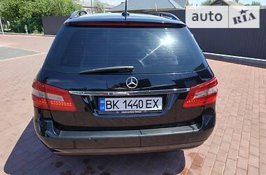 Mercedes-Benz E 200 2011 в Рокитном